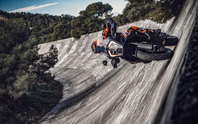 new 2021 KTM 1290 Super Adventure S