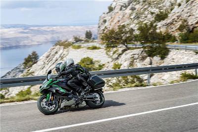 New 2021 Kawasaki Ninja 1000SX For Sale In Suffolk