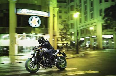 new 2021 Kawasaki Z650