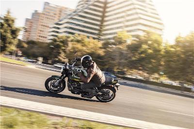 New 2021 Kawasaki Z900RS for sale in Suffolk